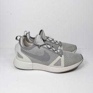 Nike Dual Racer Pale Gray Sneakers Sz 10